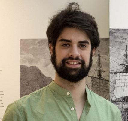 Daniel Elías Martín-Herranz / credit EMBL-EBI.