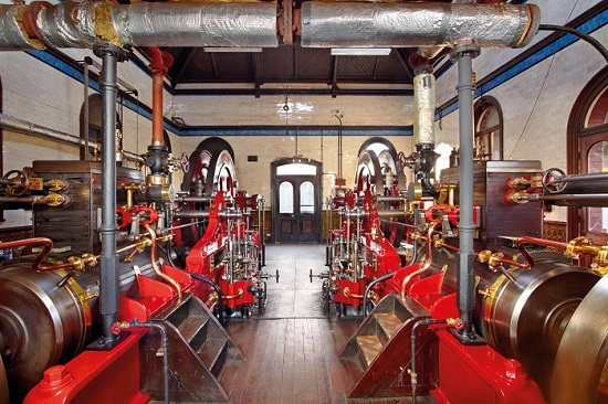 engine room_Cambridge Museum of Technology