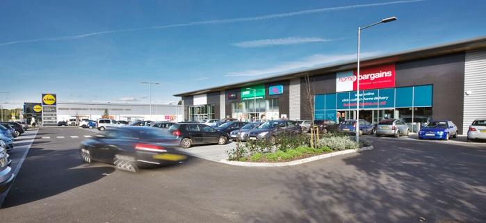 Haverhill Retail Park