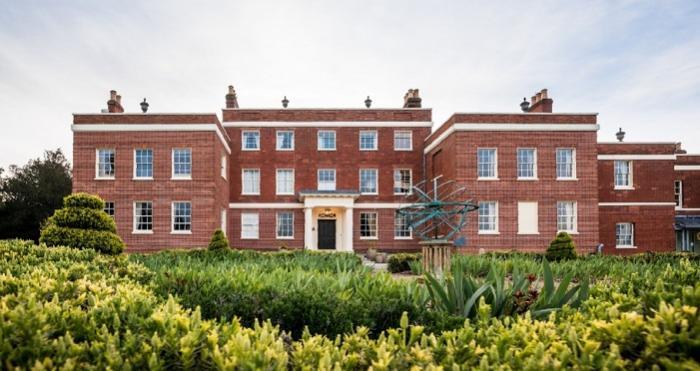 Hinxton Hall, copyright Ben Gilbert