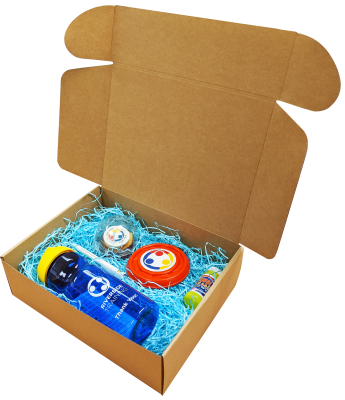 typical care package and contents