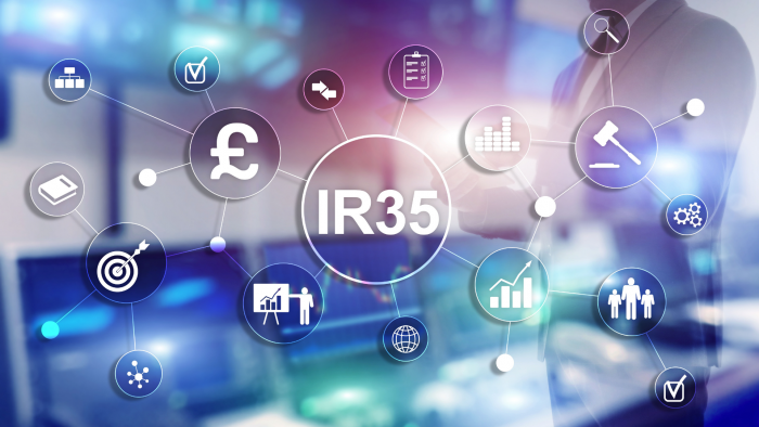 IR35 banner