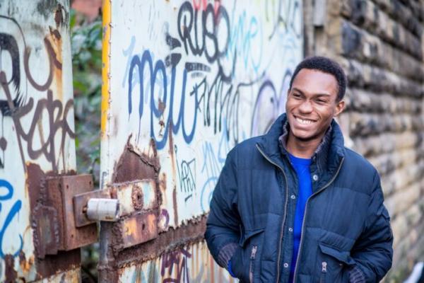 Benjamin Ndubuisi - one of the Young Innovators' award winners