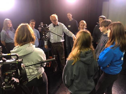 Tuition at Cambridge TV Training