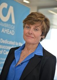 Jane Paterson-Todd, CEO, Cambridge Ahead