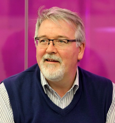 Professor Jeremy Hughes, kidney doctor and chair of trustees at Kidney Research UK