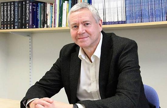 Professor John O'Brien