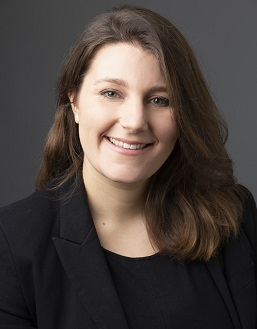 Katherine Hague has been made a senior associate