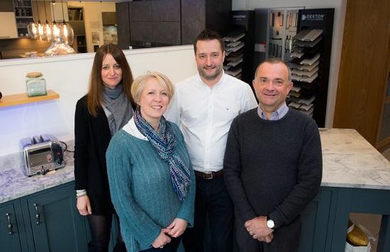 Kitchensmiths team