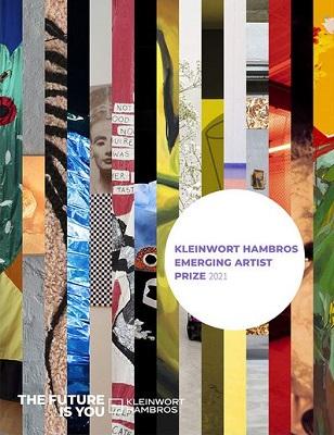 Kleinwort Hambros emerging artist 2021 banner