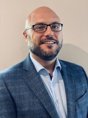 Liam Taylor, CEO Axol Bioscience