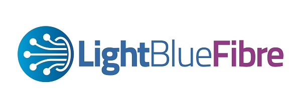 Light Blue Fibre logo