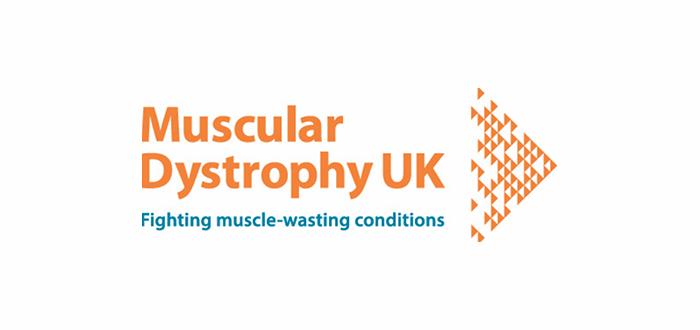 Muscular Dystrophy UK logo
