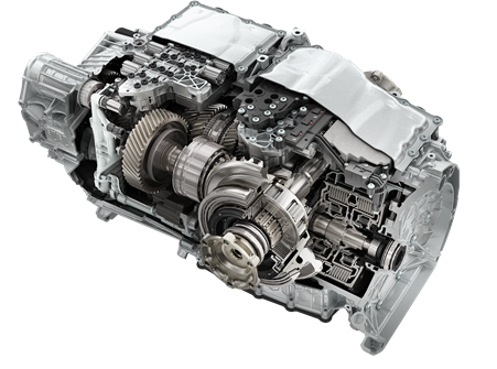 Magna's new dual-clutch transmission powers the Ferrari SF90 Stradale super sports car.