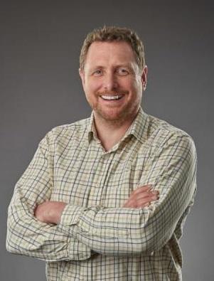 Mark Davis, CEO of Mologic