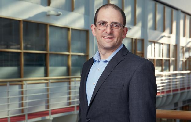 Matt Segall, CEO of Optibrium