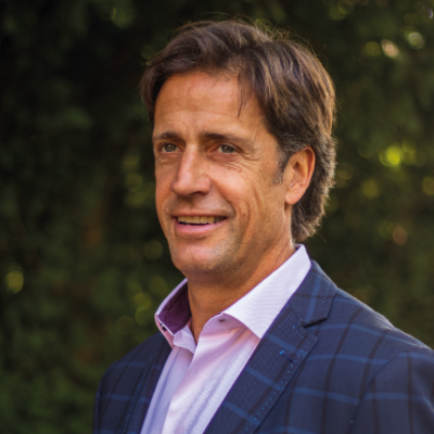 Mike McKee, President of Dotmatics