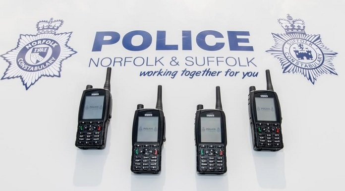 Norfolk and Suffolk Police Investing in Sepura's SC21 Radio LR