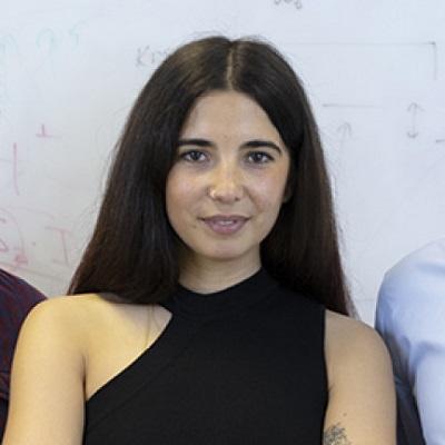Carmen Palacios-Berraquero, CEO, Nu Quantum