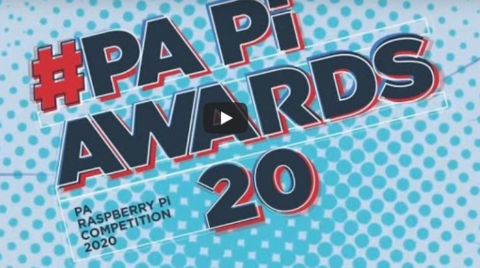 Video header for PA Pi awards 2020