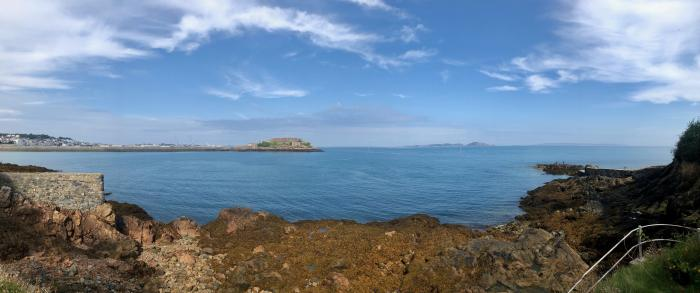 View of Guernsey