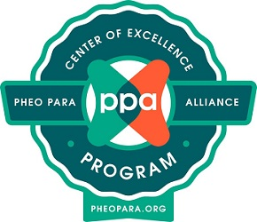 Pheo Para Alliance PPA_COE-Program_Badge