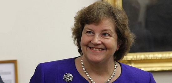 Professor Dame Ann Dowling awarded Royal Medal