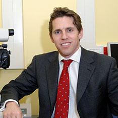 Professor Rupert Bourne of Anglia Ruskin University (ARU)