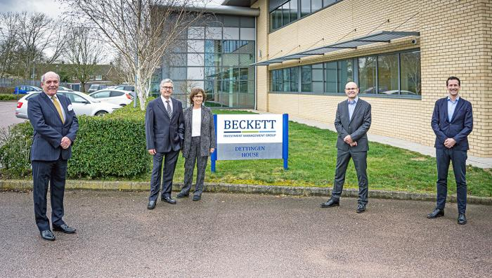 Becketts Acquired By Foresight