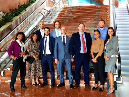 US2U Consulting on the trade mission to Qatar
