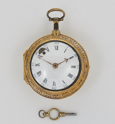 Daniel Quare pocket watch