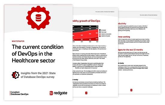 Redgate Healthcare white paper