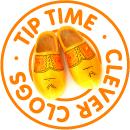Roem Tip Time logo