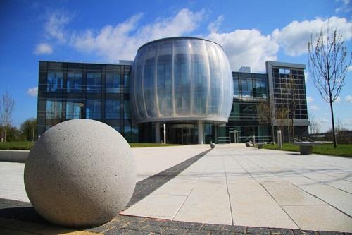 Stevenage Bioscience Catalyst (SBC) offices