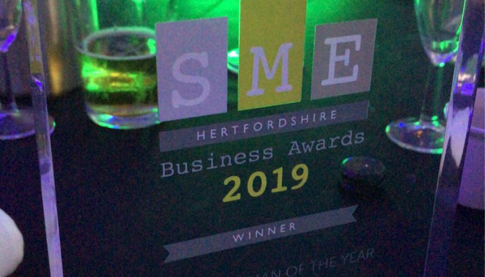 SME Herts Business Award
