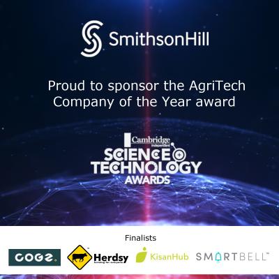 Smithson Hill awards banner