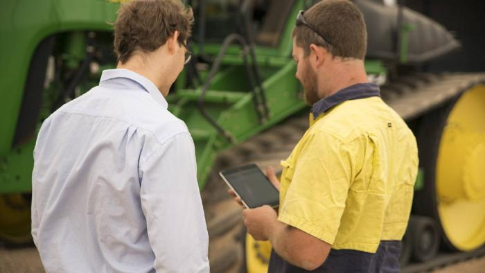 Digital technologies help to embed safety into the culture (Credit Safe Ag Systems)