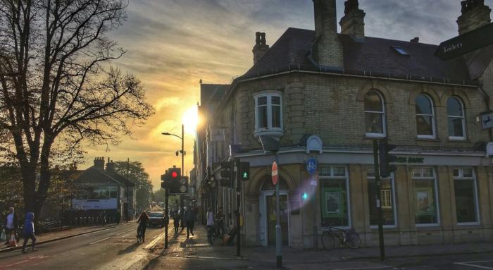 Mill Road Cambridge