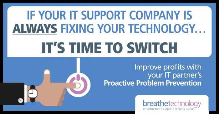 breathe technology banner
