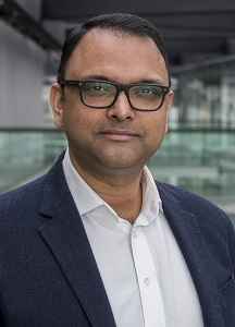 Praveen Shankar, EY UK & Ireland Head of Technology, Media and Telecommunication
