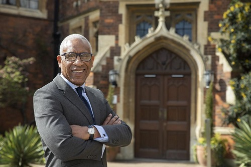 Lord Simon Woolley elected Principal of Homerton College