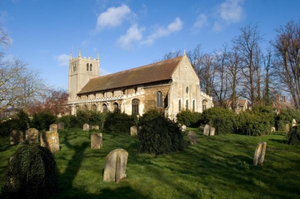 CHURCH OF ST THOMAS À BECKET, RAMSEY, CAMBRIDGESHIRE – RELISTING AT GRADE I