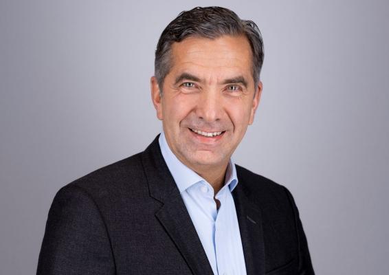 Steen Lomholt-Thomsen, Chief Revenue Officer at AVEVA