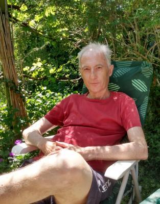 Stephen Cooper - transplant patient