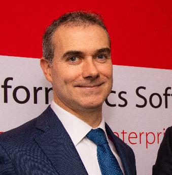 Steve Gallagher, CEO of Dotmatics