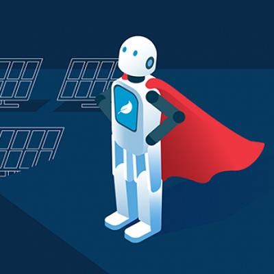 SLAMcore_superhero robot image