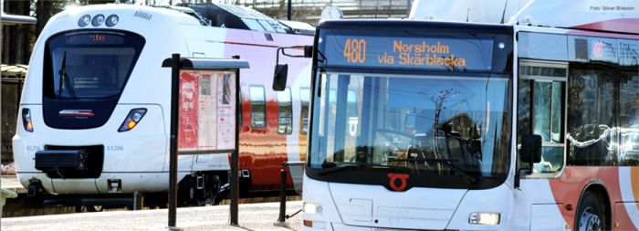 Image: The SRGs have been deployed in both buses and trams across the network.