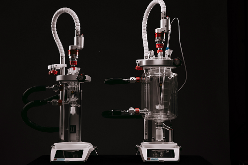 Syrris Atlas HD range of automated jacketed reactors