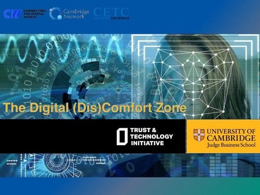 webinar banner 'The digital (dis)comfort zone'