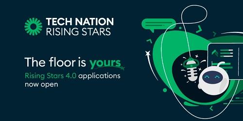 Tech Nation Rising Star 4.0 banner